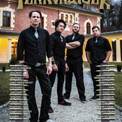 Magazine - Terroraiser # 69 (2017)