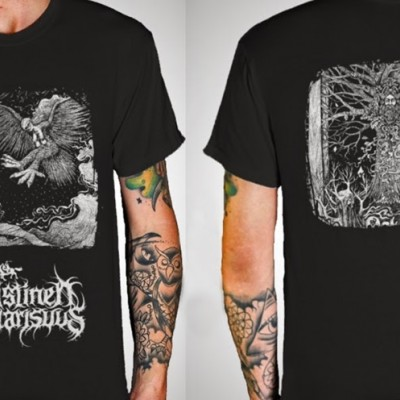 T-Shirt - Nihilistinen Barbaarisuus (Artwork)