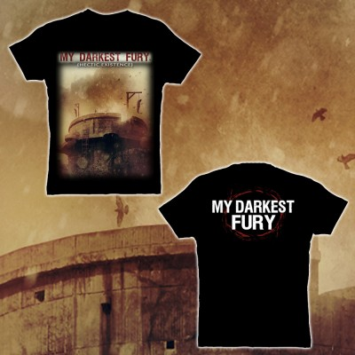 007SAT: T-Shirt - My Darkest Fury