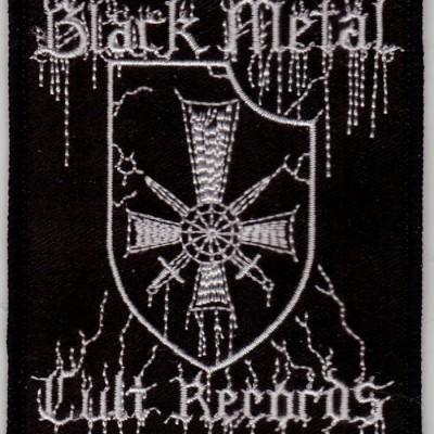 Patch - Black Metal Cult Records
