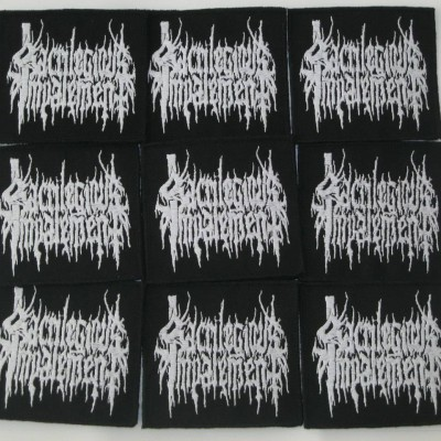 Patch - Sacrilegious Impalement (Logo)