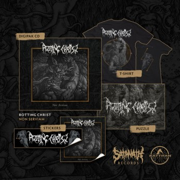 Rotting Christ - Non Serviam (Box Set)