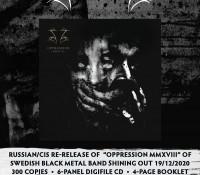 Shining - Oppression MMXVIII