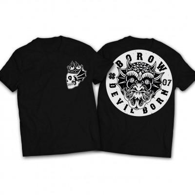 T-Shirt - Borow (Devil Born)