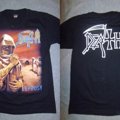 T-Shirt - Death (Leprosy)