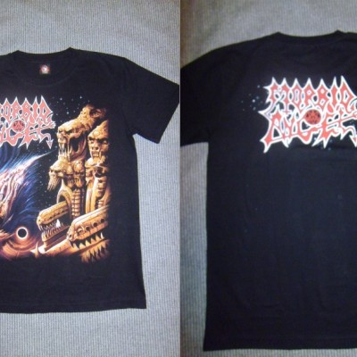 T-Shirt - Morbid Angel (Gateways to Annihilation)