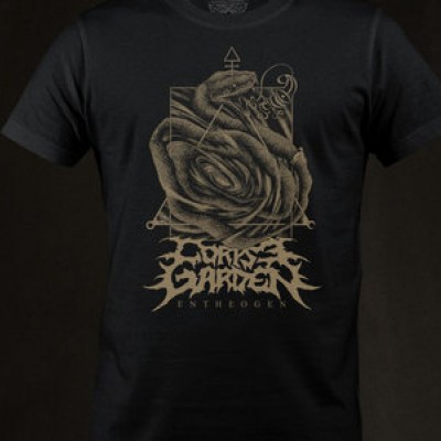 T-Shirt - Corpse Garden
