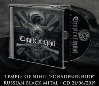 Temple Of Nihil - Schadenfreude