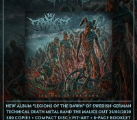 The Malice - Legions Of The Dawn