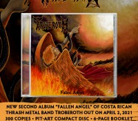 Troberoth - Fallen Angel