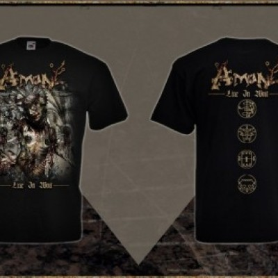T-Shirt - Amon (Liar In Wait)