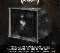 Victims Of Contagion - Lamentations Of The Flesh Bound