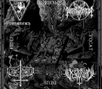 Wormreich / Diabolus Amator / Gravespawn / Vesterian