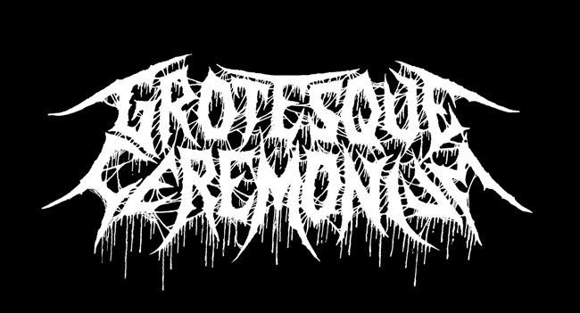 Detail from Grotesque Ceremonium New Album, Demonic Inquisition, Detail from Grotesque Ceremonium New Album Demonic Inquisition