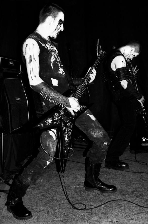Detail from Satan's War Machine New Album, Violent Death Abomination, Detail from Satan's War Machine New Album Violent Death Abomination