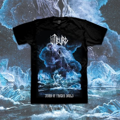 004GDM: T-Shirt - Utburd (Story Of Frozen Souls)