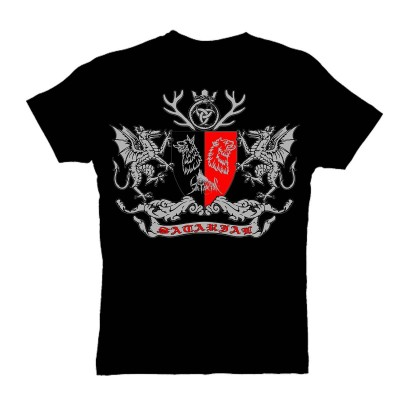 004SAT: T-Shirt - Satarial