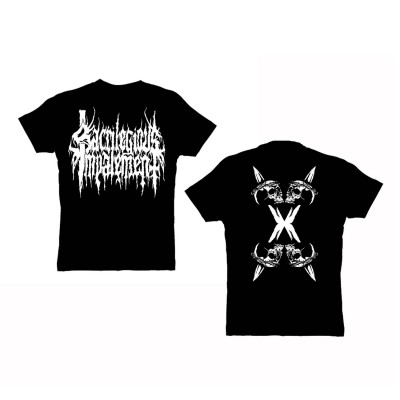 005SAT: T-Shirt - Sacrilegious Impalement
