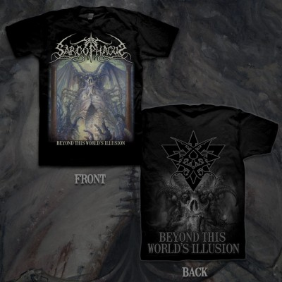 015SAT: T-Shirt - The Sarcophagus (Beyond This World's Illusion)