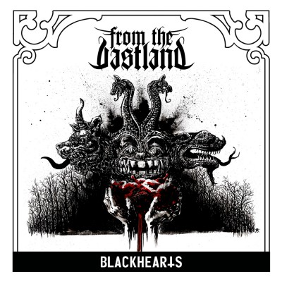 SODP028 / HXNRCH054 / SNR CD-013: From The Vastland - Blackhearts [ep] (2015)