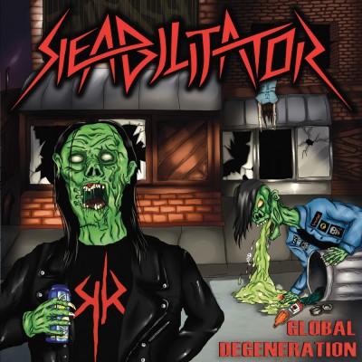 SODP038 / MR 016 / MURDHER 004: Reabilitator - Global Degeneration [re-release] (2015)