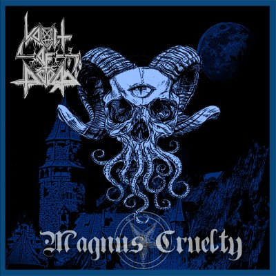 SODP081 / MMA002 / MSR-XII: Vomit Of Doom - Magnus Cruelty [ep] (2016)