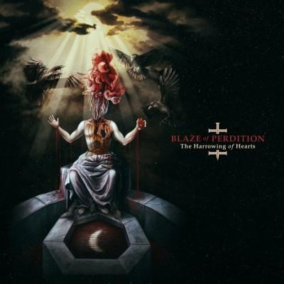 SODP136 / KTTR CD 172: Blaze Of Perdition - The Harrowing Of Hearts (2020)