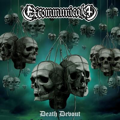SAT194 / METALLIC 072: Excommunicated - Death Devout (2018)