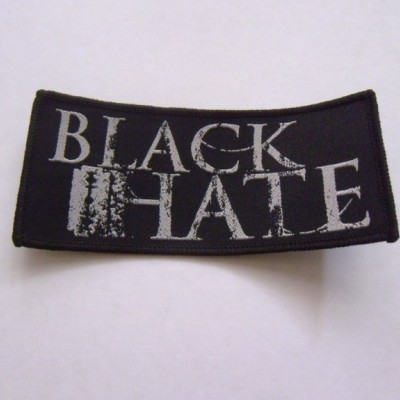 Patch - Black Hate (Logo)