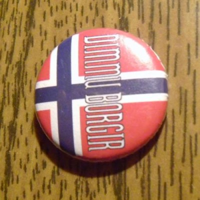 Badge - Dimmu Borgir