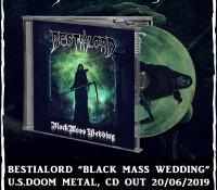 Bestialord - Black Mass Wedding