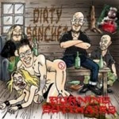 Burning Butthairs - Dirty Sanchez (2013)