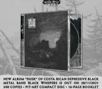 Black Whispers - Dusk