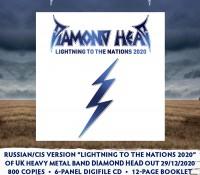 Diamond Head - Lightning To The Nations 2020