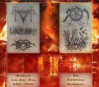 Baalberith / Loup Noir / Azoic / RAN / Vabodi
