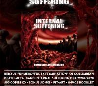 Internal Suffering - Unmercyful Extermination