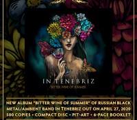 In Tenebriz - Bitter Wine Of Summer