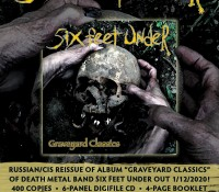 Six Feet Under - Graveyard Classics
