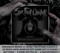 Six Feet Under - Graveyard Classics 2