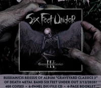 Six Feet Under - Graveyard Classics III