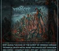 The Malice - Legions Of The Dawn