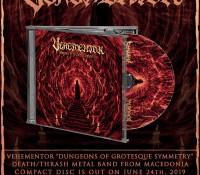 Vehementor - Dungeons Of Grotesque Symmetry