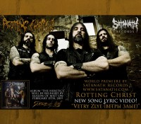 Rotting Christ premiere new song