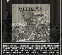Vltimas - Something Wicked Marches In